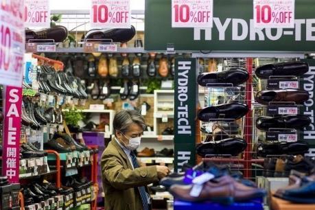 Kinh tế Nhật Bản hồi phục vừa phải
