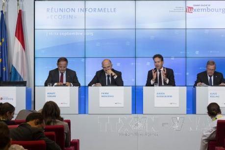 Eurozone đồng ý giải ngân 1 tỷ euro cho Hy Lạp