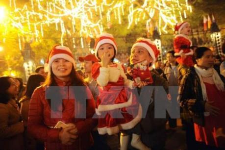 Đêm Giáng sinh, miền Bắc đón đợt không khí lạnh tăng cường