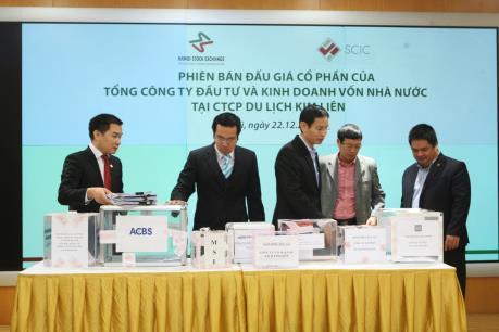 IPO Khách sạn Kim Liên: Giá trúng thầu cao gấp 9 lần khởi điểm