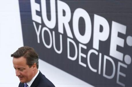 Nhìn lại thế giới 2015: Năm thử thách quan hệ Anh-EU