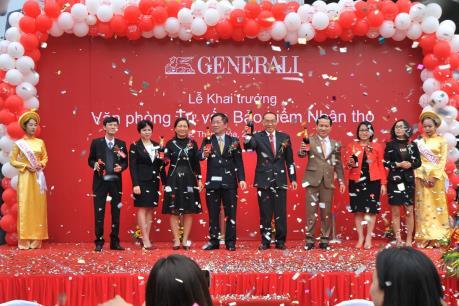 Generali Việt Nam mở rộng hoạt động ở Bắc Trung bộ