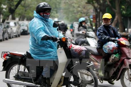 Dự báo thời tiết: Không khí lạnh tràn về Đông Bắc Bộ