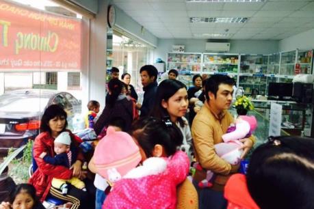 Danh sách các điểm tiêm vaccine 5 trong 1 tại Hà Nội
