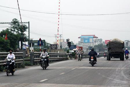 Quy hoạch Phú Xuyên thành đô thị-hành lang xanh của Hà Nội