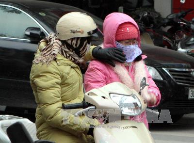 Dự báo thời tiết: Bắc Bộ và Bắc Trung Bộ trời tiếp tục rét
