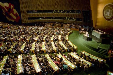 Liên hợp quốc phê duyệt ngân sách giai đoạn 2016-2017