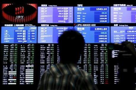 Chứng khoán châu Á tăng nhẹ nhờ giá dầu