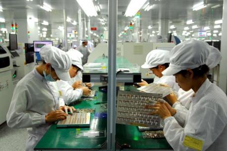 Chỉ số sản xuất công nghiệp tăng cao nhất trong 5 năm