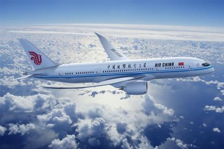 Air China mở đường bay thẳng Bắc Kinh-La Habana