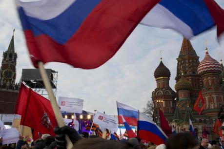 Nhìn lại thế giới 2015: Năm nhiều khó khăn với kinh tế Nga
