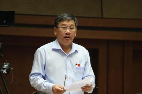Thủ tướng trả lời chất vấn về Dự án đường Hồ Chí Minh