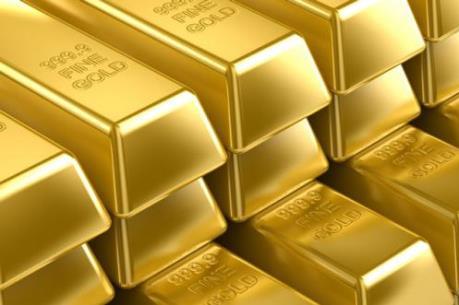 """Vàng châu Á vững giá ở mức """"đỉnh"""" của một tuần rưỡi qua"""