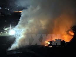 Hà Nội: Cháy nhà dân, một người tử vong
