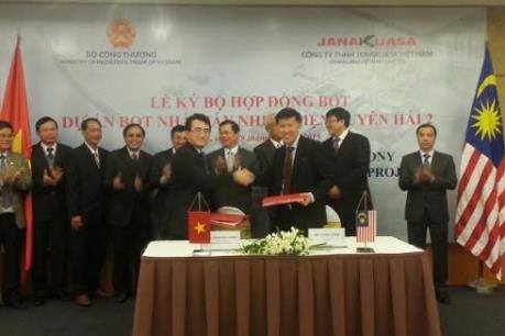 Ký kết bộ hợp đồng dự án Nhiệt điện Duyên Hải 2