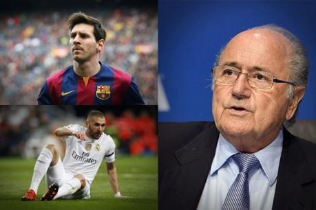 3 vụ bê bối tài chính rúng động làng bóng đá thế giới 2015