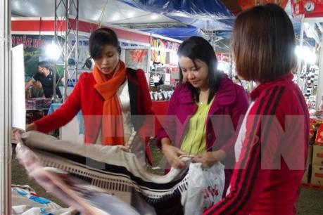 Hơn 350 doanh nghiệp tham gia Hội chợ Xúc tiến tiêu dùng 2015