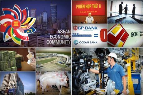 10 sự kiện kinh tế Việt Nam năm 2015
