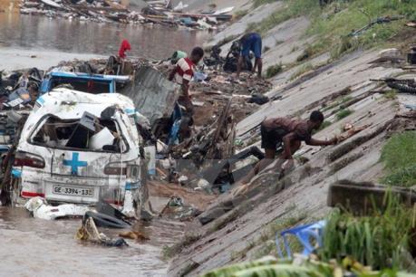 Trái Đất nóng lên và El Nino gây hàng loạt thiên tai bất thường năm 2015