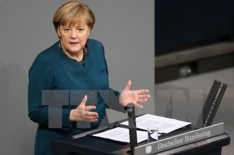 Nhìn lại thế giới 2015: Nước Đức với vai trò đầu tàu tích cực