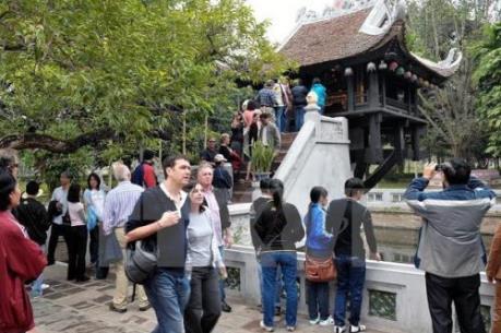 Năm 2015 du lịch Việt Nam đón gần 8 triệu lượt khách quốc tế