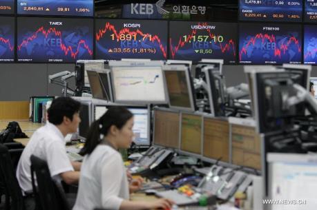 Giá dầu chi phối thị trường chứng khoán châu Á