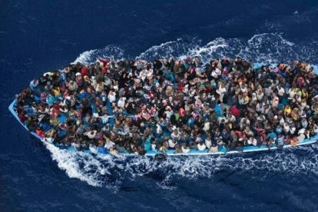 Vấn đề người di cư: Hơn một triệu người di cư tới châu Âu bằng đường biển trong năm 2015