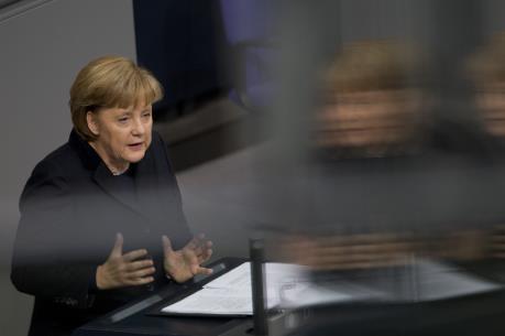 Thủ tướng Merkel lạc quan về khả năng giải quyết cuộc khủng hoảng di cư