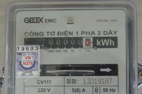 Hà Nội phát hiện cơ sở kinh doanh công tơ điện giả