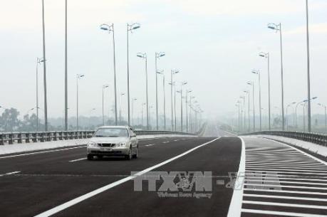 Dự án đường cao tốc Cầu Giẽ - Ninh Bình đã hoàn thành toàn tuyến