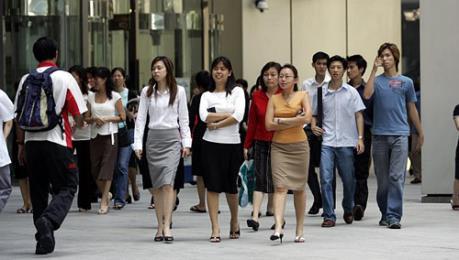Người dân Singapore lạc quan về AEC