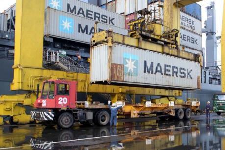 Cảng Đà Nẵng công bố tấn hàng thứ 6,4 triệu qua cảng