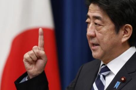 Thủ tướng Abe khẳng định quyết tâm đổi thay Nhật Bản