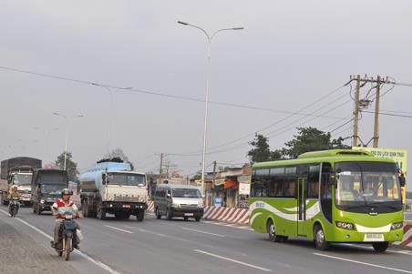Bố trí thêm trạm kiểm soát tải trọng xe tại đường tránh TP.Biên Hòa
