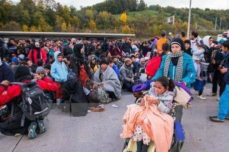 Đức và Thụy Điển dẫn đầu châu Âu về tiếp nhận người nhập cư