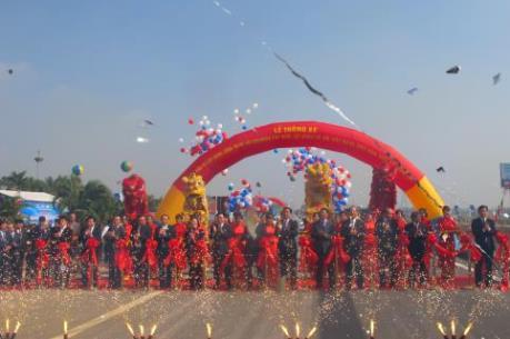 Thông tuyến cao tốc Hà Nội - Bắc Giang