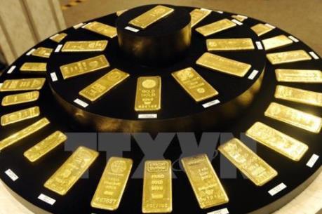 """Thị trường vàng châu Á """"hạ nhiệt"""" do hoạt động bán tháo chốt lời"""