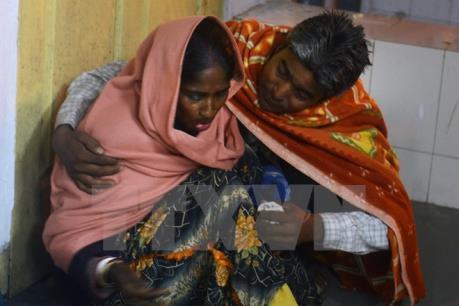 Vụ động đất tại Ấn Độ: Số thương vong tăng cao
