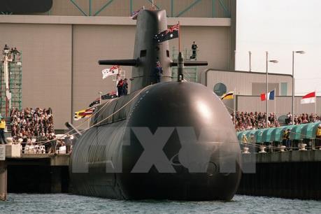 Nhật Bản có thể giành được hợp đồng cung cấp tàu ngầm cho Australia