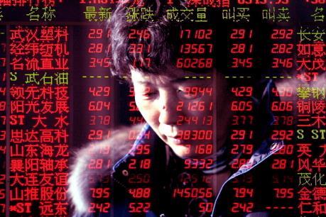 Lần đầu tiên trong lịch sử Chứng khoán Trung Quốc ngừng giao dịch
