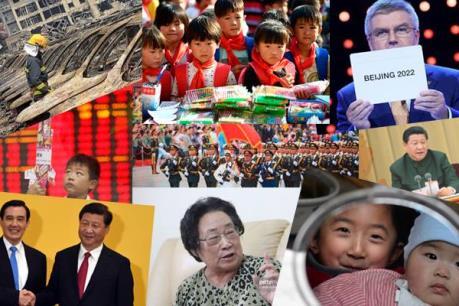 12 sự kiện nổi bật ở Trung Quốc trong năm 2015