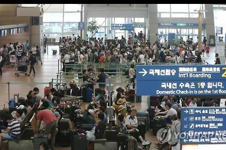 Nhiều chuyến bay của Vietnam Airlines bị trễ giờ do sân bay Incheon quá tải