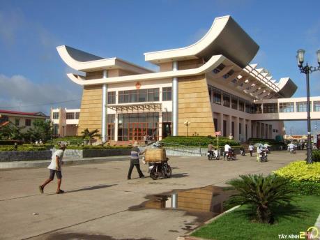 Nâng cấp cửa khẩu phụ Chàng Riệc (Tây Ninh)