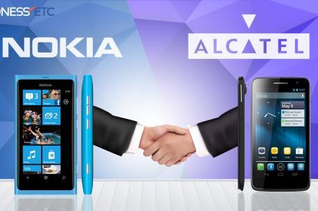 Nokia chính thức sở hữu khoảng 80% cổ phần của Alcatel-Lucent