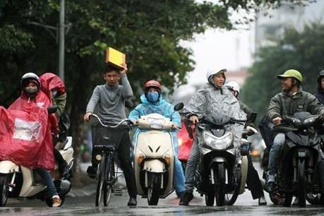 Dự báo thời tiết ngày mai 6/1: Không khí lạnh suy yếu, Đông Bắc Bộ có mưa