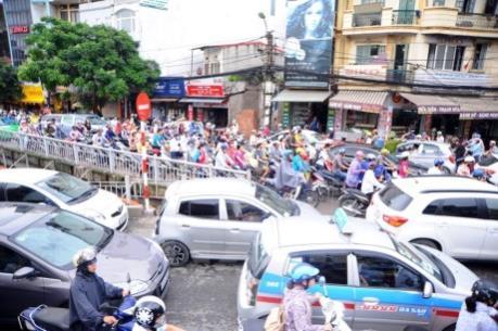 Hà Nội điều chỉnh phân luồng giao thông trên nhiều tuyến phố