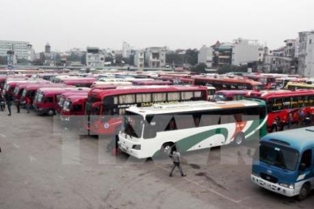 Xử lý nghiêm hiện tượng lợi dụng đông khách, tăng giá cước vận tải