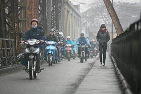 Dự báo thời tiết 6/1: Đông Bắc Bộ đón không khí lạnh kèm mưa nhỏ