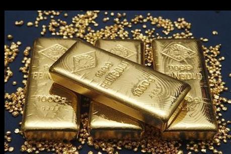 Giá vàng thế giới lên giá