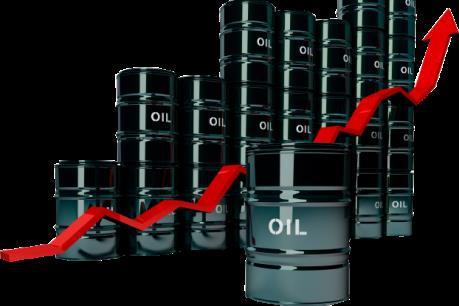Giá dầu nhích nhẹ trên thị trường châu Á